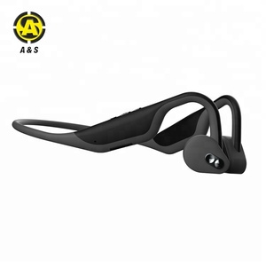 New Arrivals waterproof bluetooth 5.0 earphones sports wireless bone conduction headphone