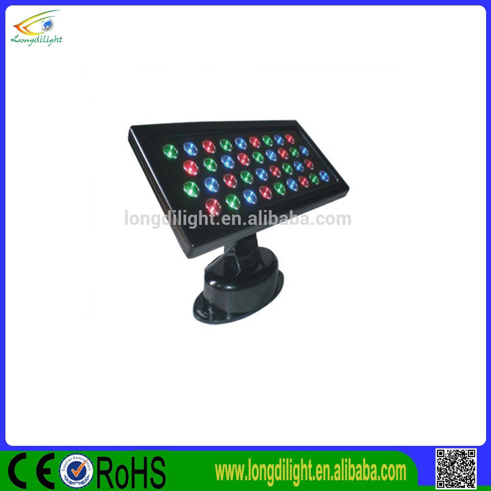 led light for night clubs 36*3w 3in1outdoor Wall Washer light