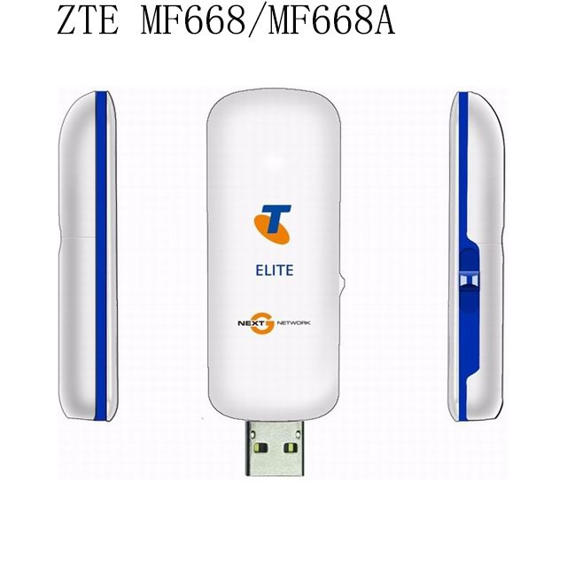 Original Unlocked ZTE MF668 MF668A 21Mbps HSPA+ 3G Usb Modem USB dongle фото