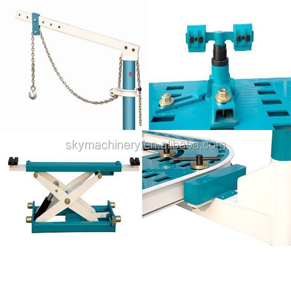 Professional Car Frame Machine Hydraulic Cylinder Repair