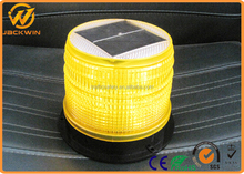 Wholesale Amber Solar Emergency Warning Light For Car Vehicles