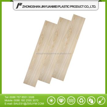 Come Here To See Pretty Waterproof Interlocking Pvc Vinyl Flooring Plank