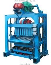 QTJ4-40 easy operated small scale manual block making machine