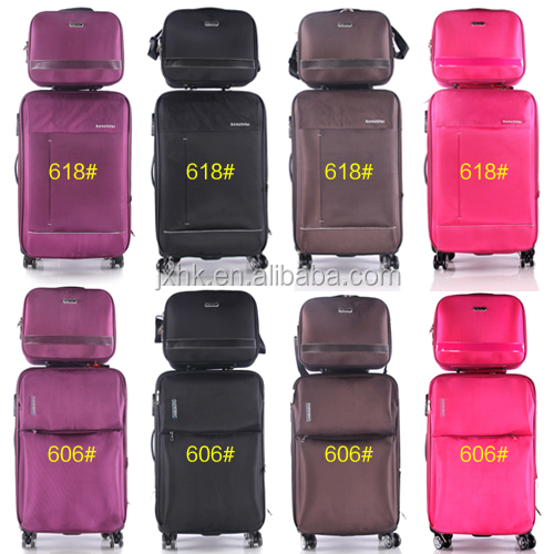 "20""/24""/28""/15.5"" mother son unique luggage set trendy travel trolley luggage set bags"