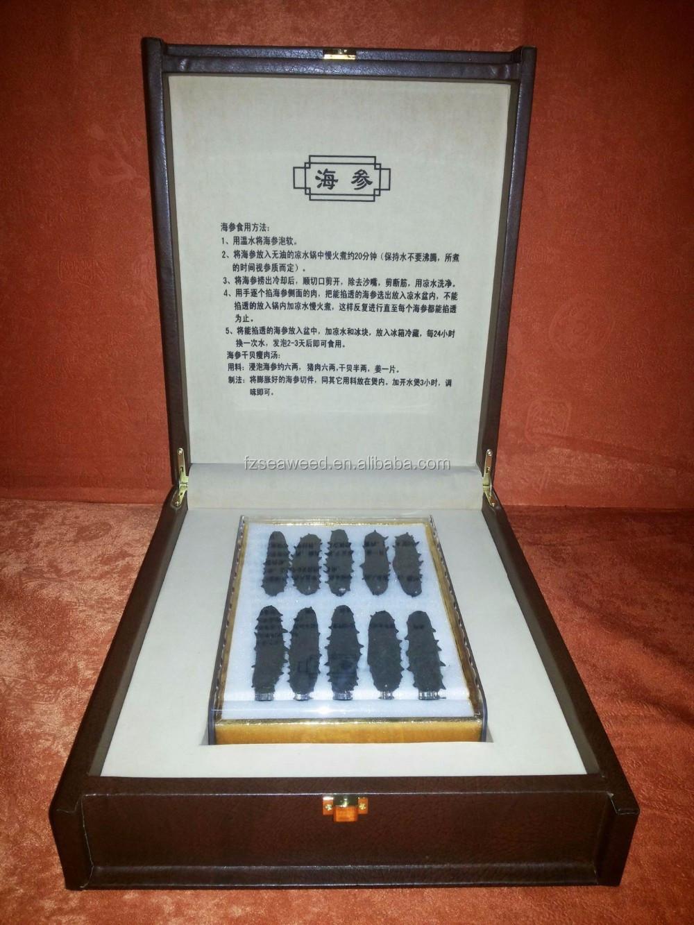 Black Sea Cucumber,price of dried sea cucumber,high quality