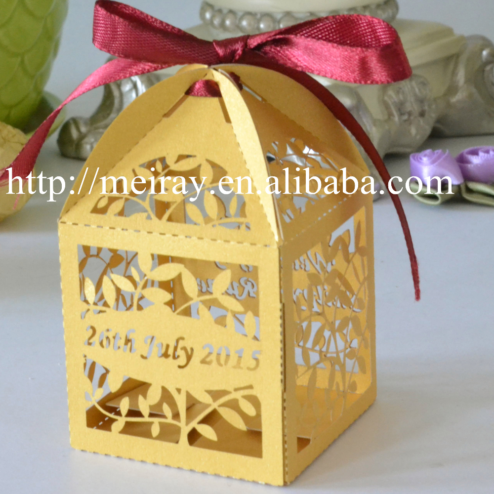 """Indian Wedding Favor Ideas: """"leaves"""" Indian Wedding Favor Bags,Indian Wedding Gifts"""