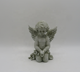 polyresin statue boy baby angel figurines souvenir angel boy statue dove ornament polyresin figurines