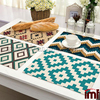 Washable Placemats Heat Insulation Non-slip Table Mats for Kitchen Dining