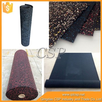 Eco Natural Gym Rubber Floor Factory,outdoor Flooring Roll,cheap Rubber  Flooring