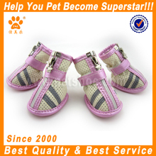 JML Mesh Fabric Breathable High Quality Dog Boots Shoes for Summer