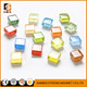 Plastic colorful Office Memo Magnets/mini Magnetic