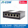 Mimi 100M 5 port unmanaged industrial Ethernet switch