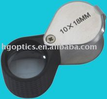 magnifier/magnifying loupe/10x loupe/loupe