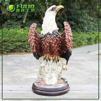 Crafts for Sale Polyresin Home Eagle Statue