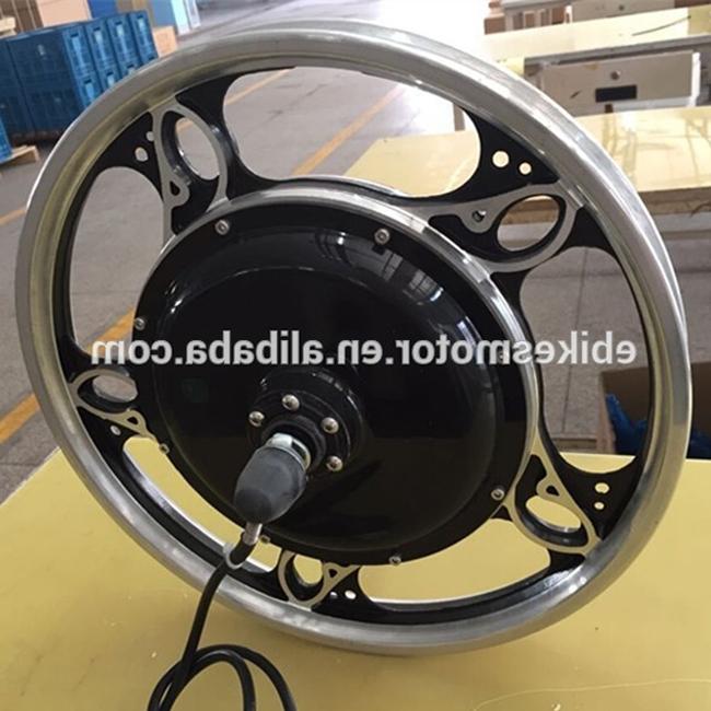 48v 1000w Brushless Hub Motor,In Front Wheel Motor 16'' Complete Kits - Buy  48v 1000w Brushless Hub Motor,Electric Bike Motor,Three Wheel Motorcycle