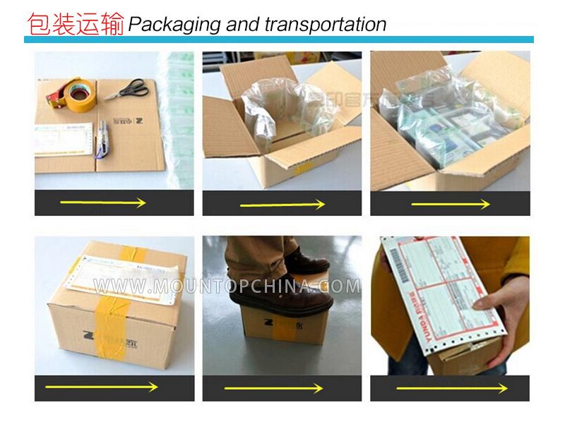 Shenzhen Mountop Outdoor Products Co. 19