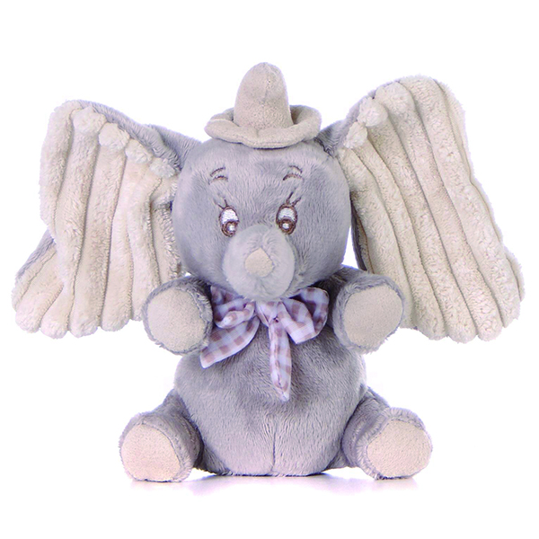 plush and stuffed elephant toys with big ears
