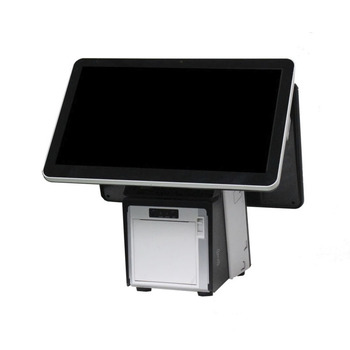WD-X6 embedded 80mm thermal printer embedded 2d barcode scanner  RFID contactless card reader 15.6 inch touch screen pos system