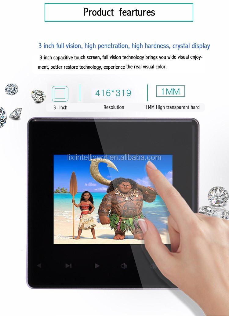 3inch Background Music System Bluetooth Digital Soundbar