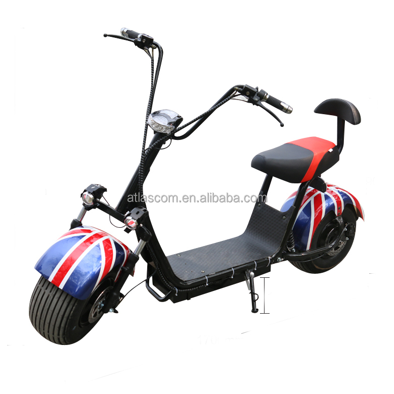 Yongkang HD prezzo di fabbrica best seller woqu scooter elettrico citycoco/seev/woqu/scrooser