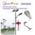 Directly factory prices of60W solar power led street lights kit solar lighting with exported battery