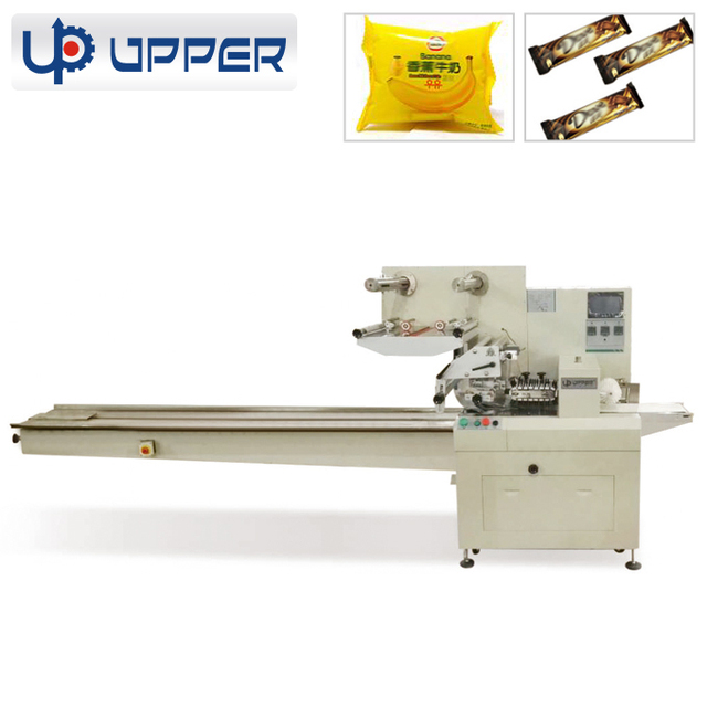 pillow packing machine/Horizontal food package machine fast speed