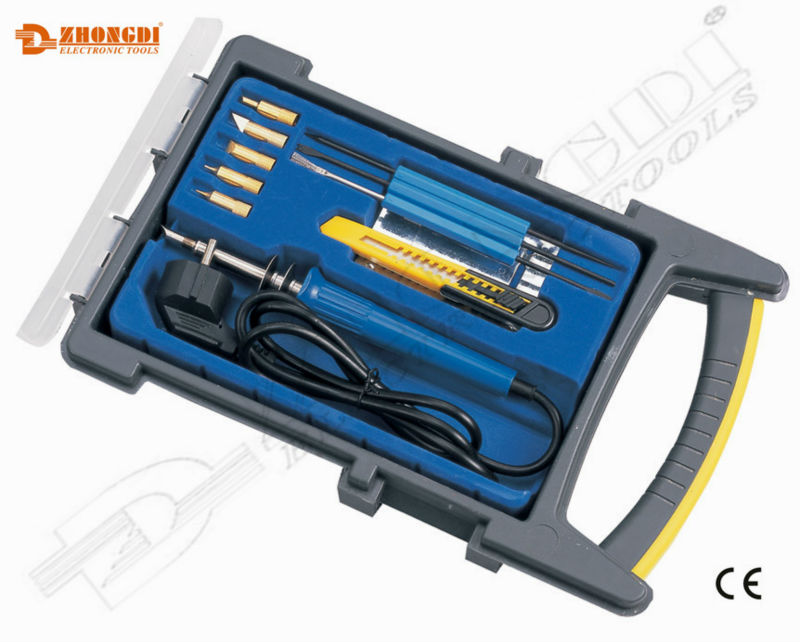 High Quality Soldering Tool Kit With 5pcs (soldering Iron,Pcb Repair ...