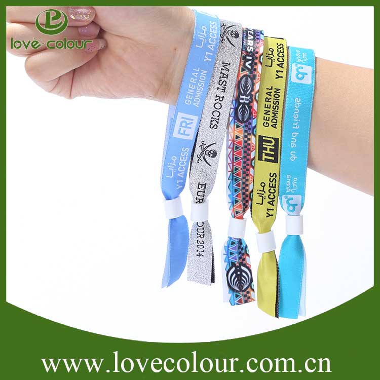 Factory directly sale olympics wristband free sample