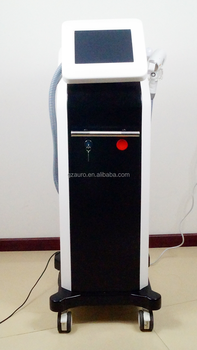 Au-808A 2018 Newest 808nm Diode Laser Hair Removal Machine/ Laser Diode 808nm For Beauty Salon