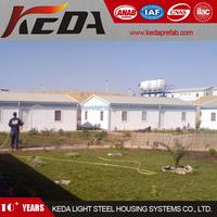 Cheap Modular Home Prefabricated Bunk House as Disaster Relief Housing