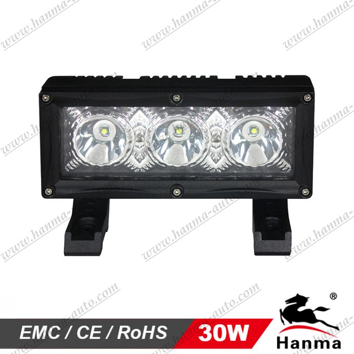 Connectable 30w Car Led Light Bar For Off Road Motorcycle,Truck ...