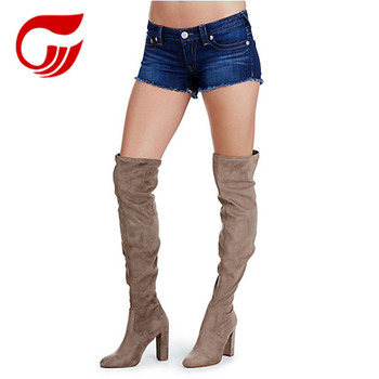 Mujer Skiny Pantalones Chicas Buy Corto Apretado Caliente Ajustados Cortos Vaqueros 2018 J3TK1lFc