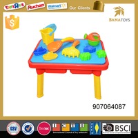 Outdoor Sand and Water Play Table Kids Beach Toy