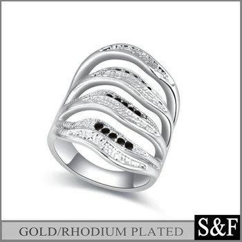 Cheap Bulk Jewelry Simple Gold Ring Designs Sample Ring Girls Ring