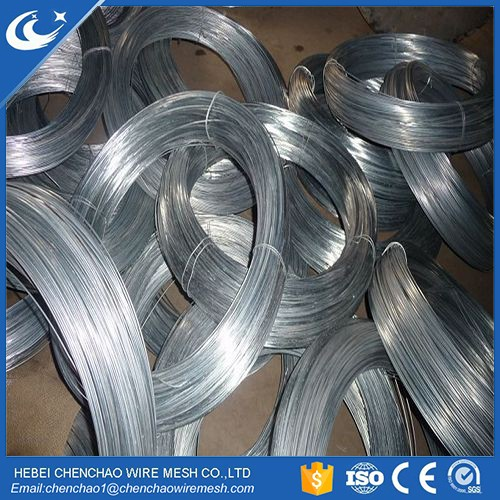 Electro galvanized iron wire galvaized binding wire