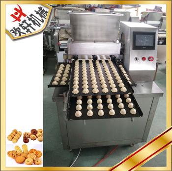 Industrial factory cookies