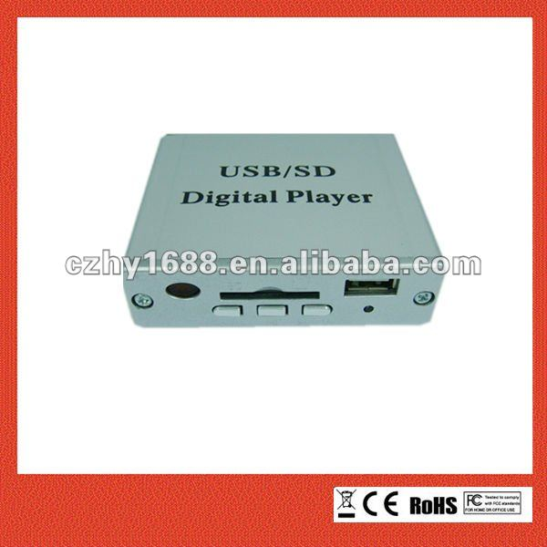 USB SD/MMC card MP3 Player