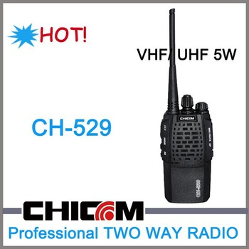 Chicom Ch-529 Strongest High Quality 5w Handy Talky Walky