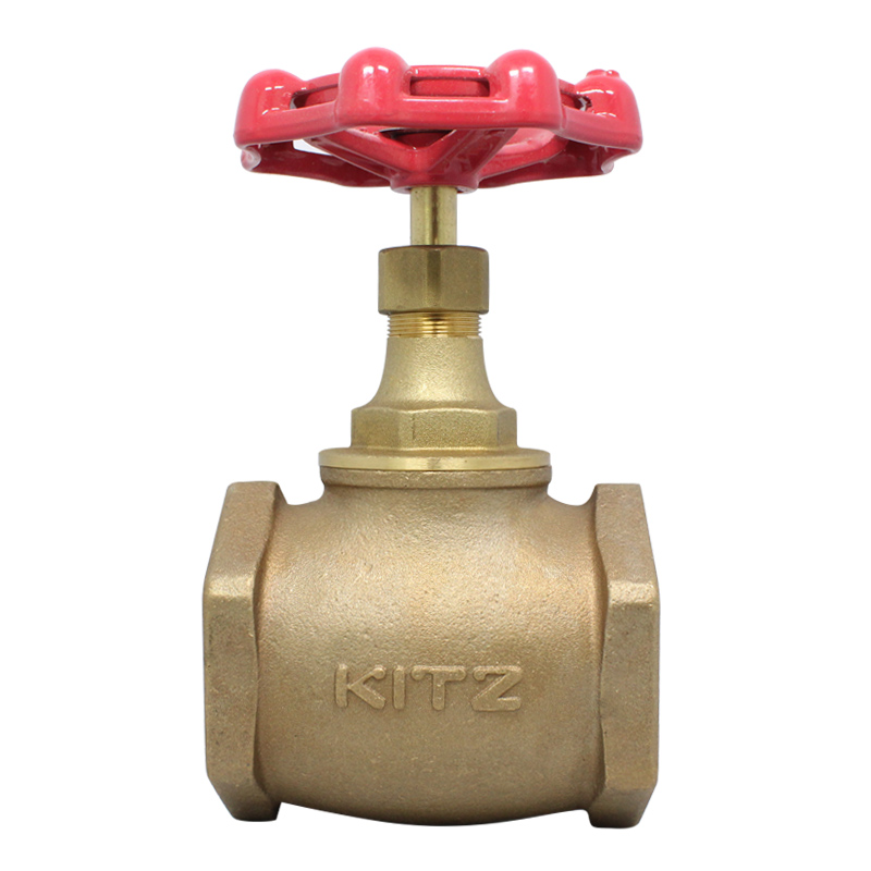 "Groothandel Japan KITZ 1 ""Messing Globe Valve/Close Valve voor water"