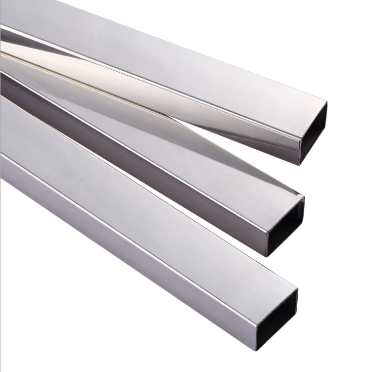 304 Square Stainless Steel Pipa Dilas
