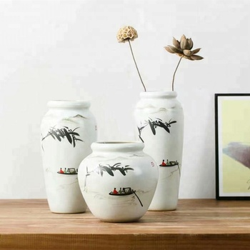 Alibaba & Modern White Ceramic Porcelain Flower Vase For Centerpieces - Buy White Ceramic Flower VasesPorcelain VasesCenterpieces Flower Vase Product on ...