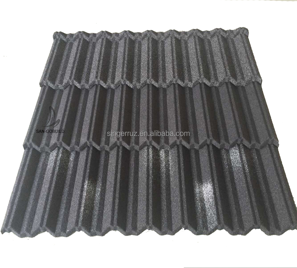 Color durable stone coated roofing sheet types of aluminum roofing sheet roofing designs in nigeria