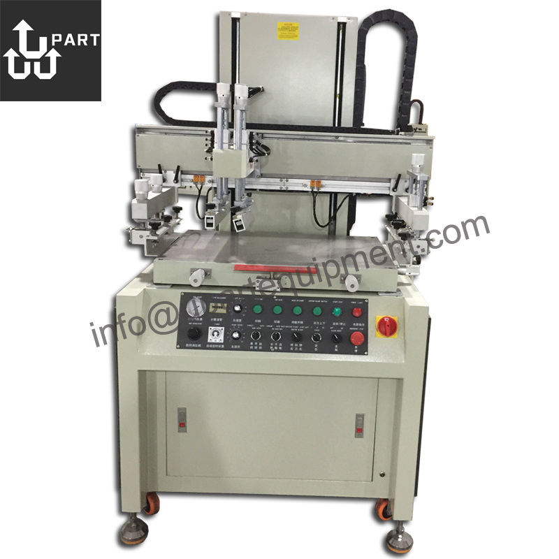 solder paste silk screen printer 400x 600mm,silk screen printing equipment