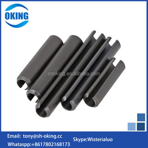 China made carbon steel DIN1481 spring loaded dowel pin