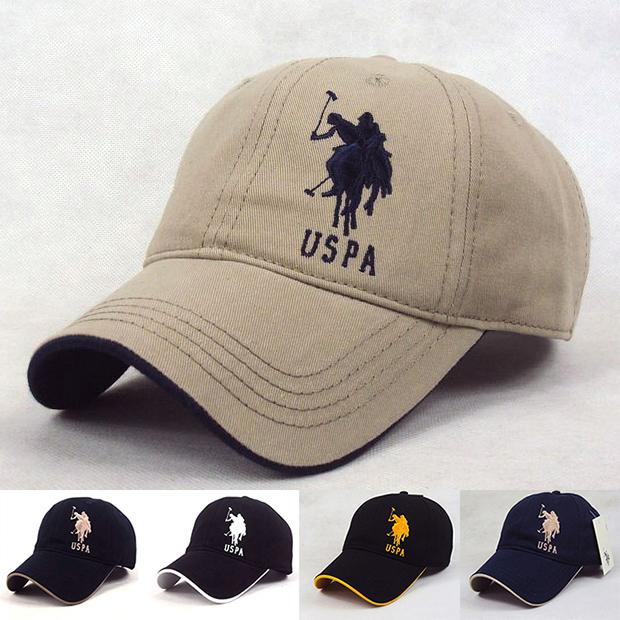 Big sale 2016 Snapback hats women   men polo baseball cap sports hat summer  golf caps adee2a59033