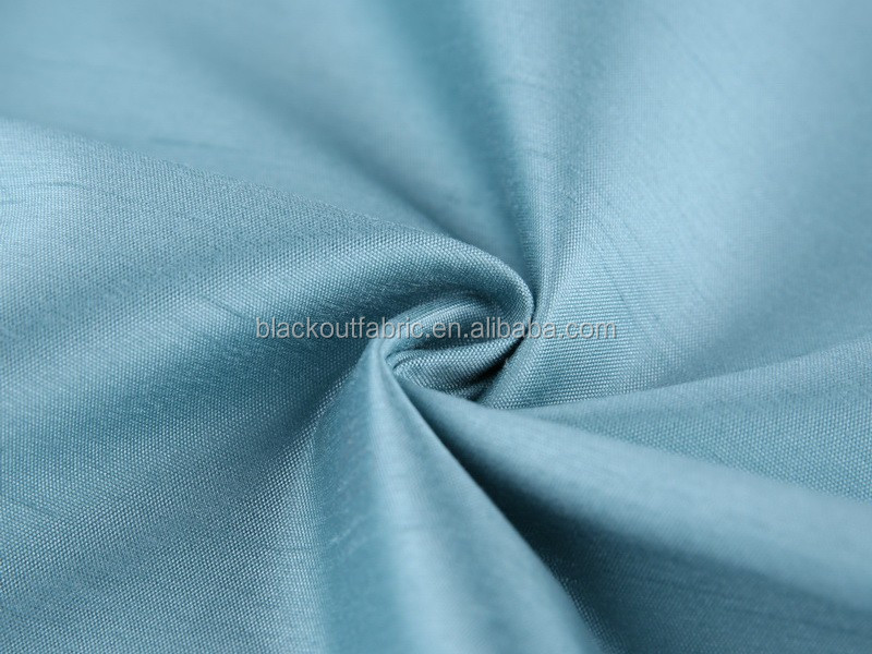 Nonflamable Hospitalty Contract Used 4 Pass 100% Blackout Drapery Fabric