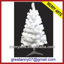 1FT(30cm) colorful mini crystal plastic artificial christmas tree wholesale