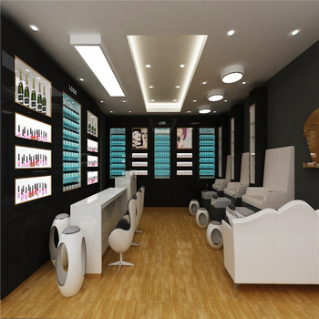 Wholesale Cosmetic Beauty Salon Shop Interior Decoration