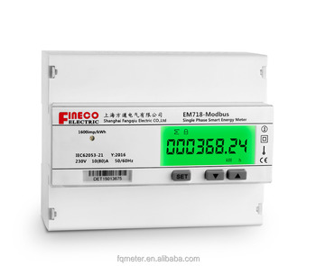 Em718 Mod 230v 10 80 A Smartmeter Remote Turn Off Electric Meter