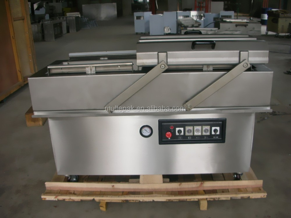 DZ-530 Preserved Fruit New Zealand Lamb Meat Vacuum Packaging Machinery